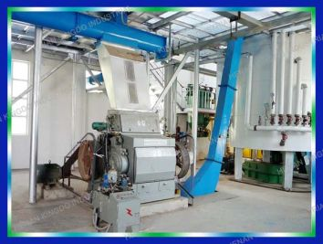 Oil seed Pretreatment and Pressing Plant