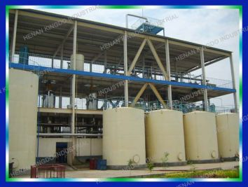 Biodiesel Refinery Project