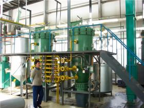 50 TPD Cotton Seed Oil Turnkey Project in Gansu