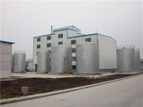 1500 TPD Oil Plant Technological Transformation Project in Shandong
