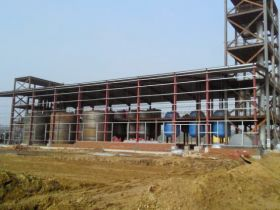 60000 TPY Waste Oil Turnkey Biodiesel Project in Shandong