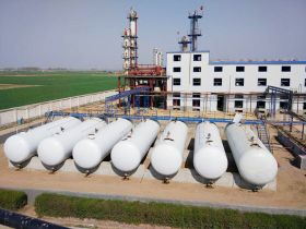 20000 TPY Waste Oil Turnkey Biodiesel Project in Wuzhi