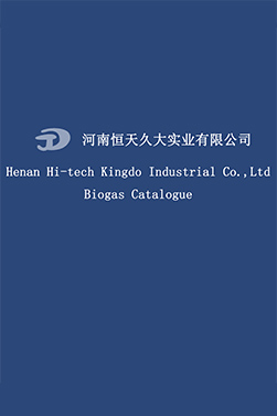 Kingdo Company Biogas Catalogue