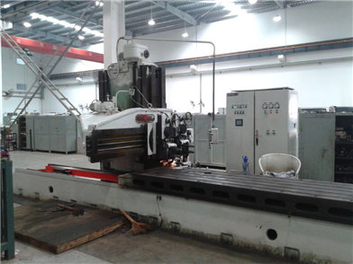 Vertical milling machine B